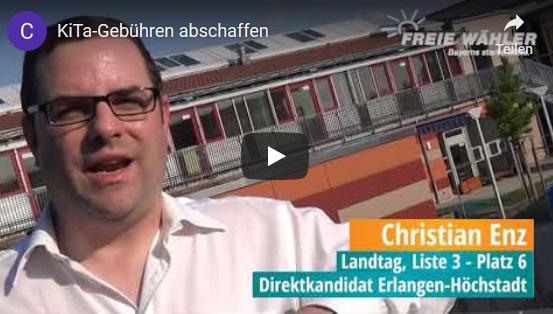 Freie Wähler Landtagwahl ERH